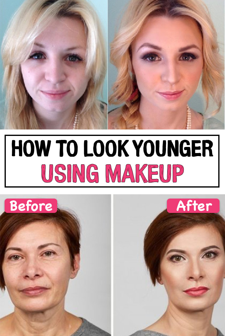 How to look younger using makeup iwomenhacks lighter hair will light up your features and will warm your skin eva longoria is a gorgeous brunette beauty but with the passing years she replaced the ccuart Choice Image