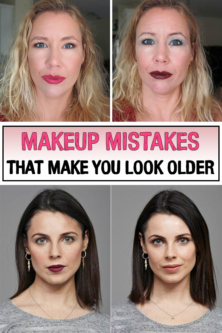 How to look older 90